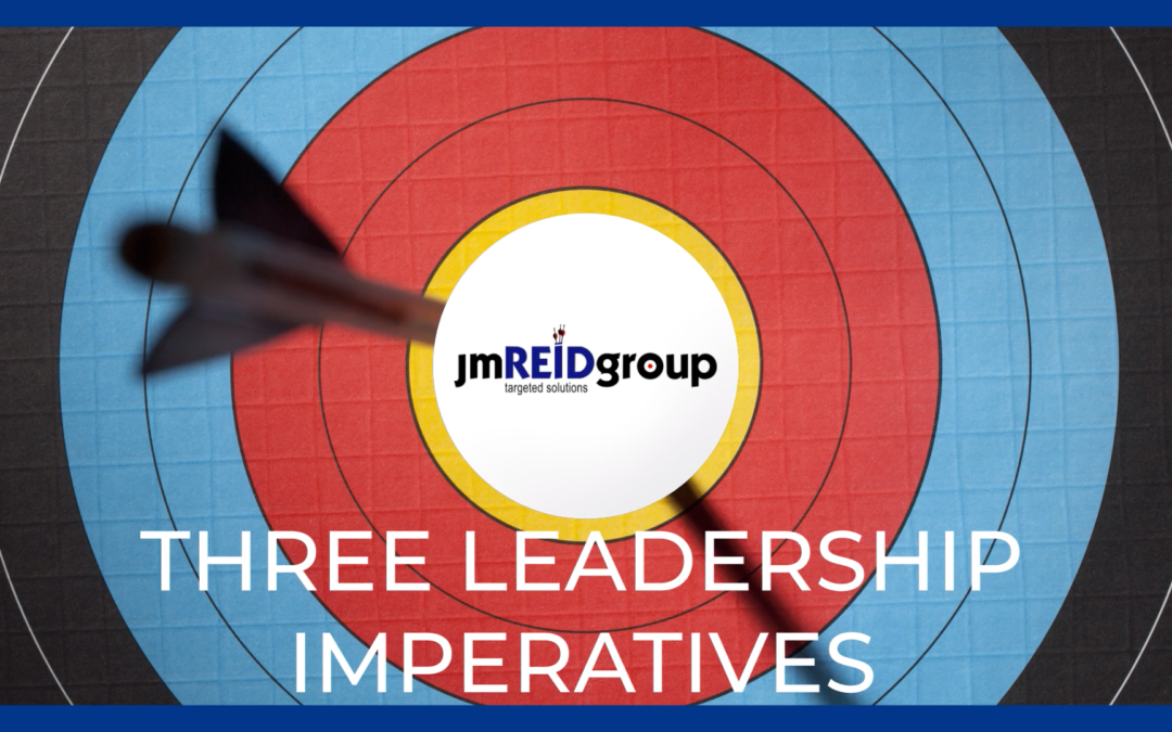Three Leadership Imperatives for 2020